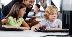 Signing up for an Online Junior High School Academy