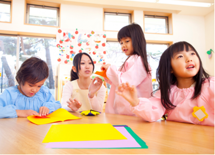 Enrichment Centres Help the Children to Grow Multi-Dimensionally