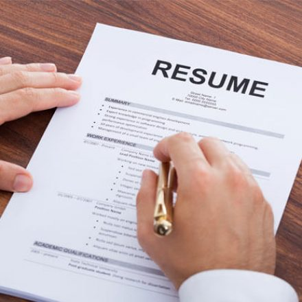 Why Do You Want A Resume Writing Service?