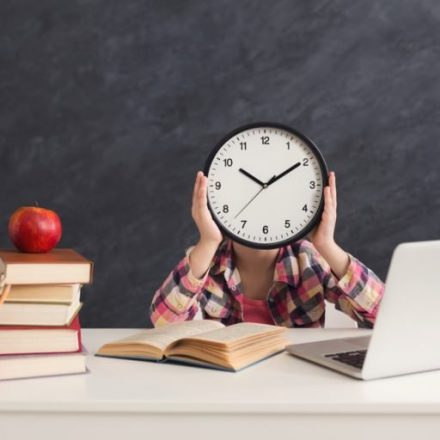 Helping your kids manage their time and be productive